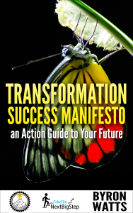 Transformation Success Manifesto<br/>an Action Guide to Your Future