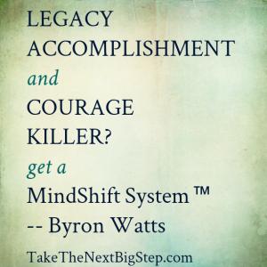 LACK? Get a MindShift System™