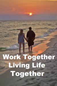 Working Together Living LIfe Together